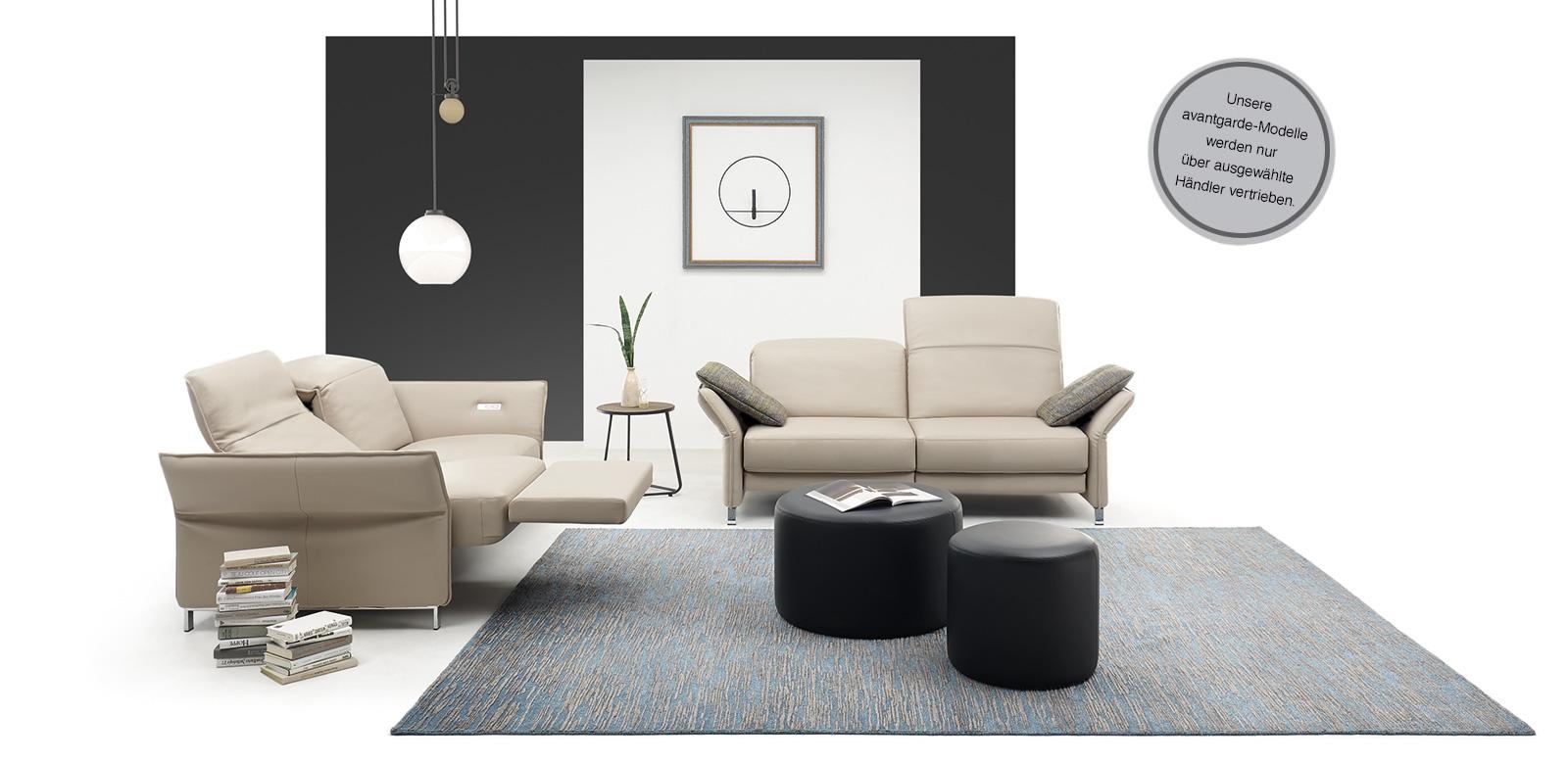 Avantgarde Designmobel Exklusive Sofas