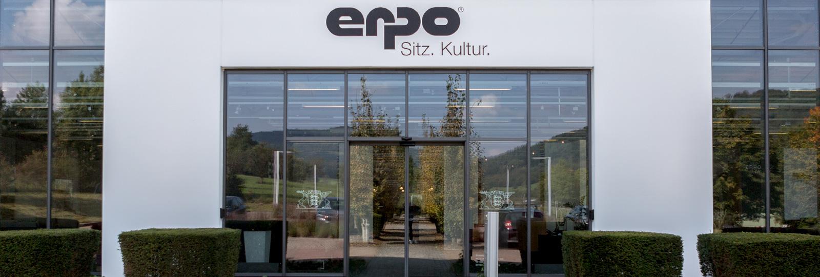 ERPO Polstermöbel: Standorte international