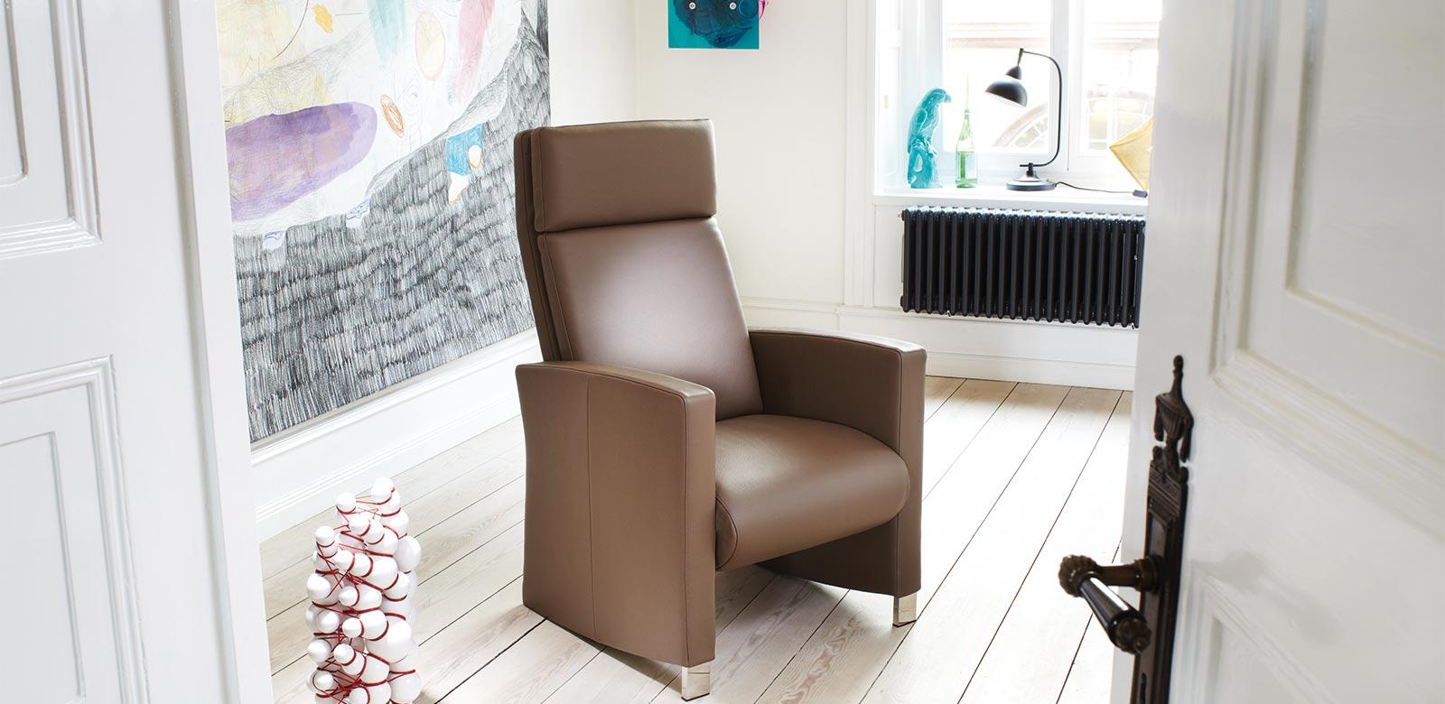erpo re 100 ergonomischer stuhl exklusive lederm bel. Black Bedroom Furniture Sets. Home Design Ideas