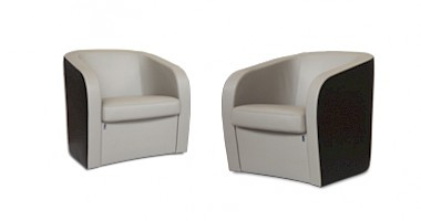 Single-seater armchair CL 130