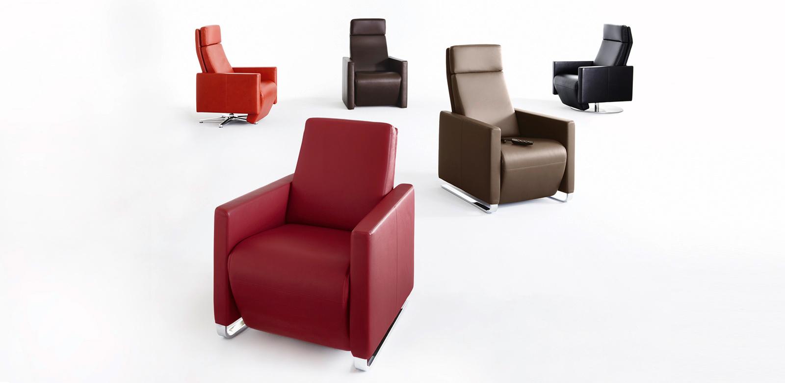 Designer Ledersessel erpo designer sessel ledersessel und drehsessel