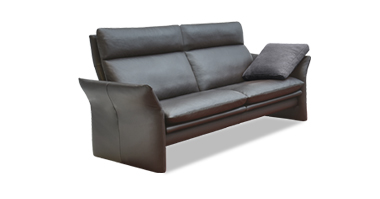 erpo sitzm bel erpo sofa porto edle couchgarnitur aus leder. Black Bedroom Furniture Sets. Home Design Ideas