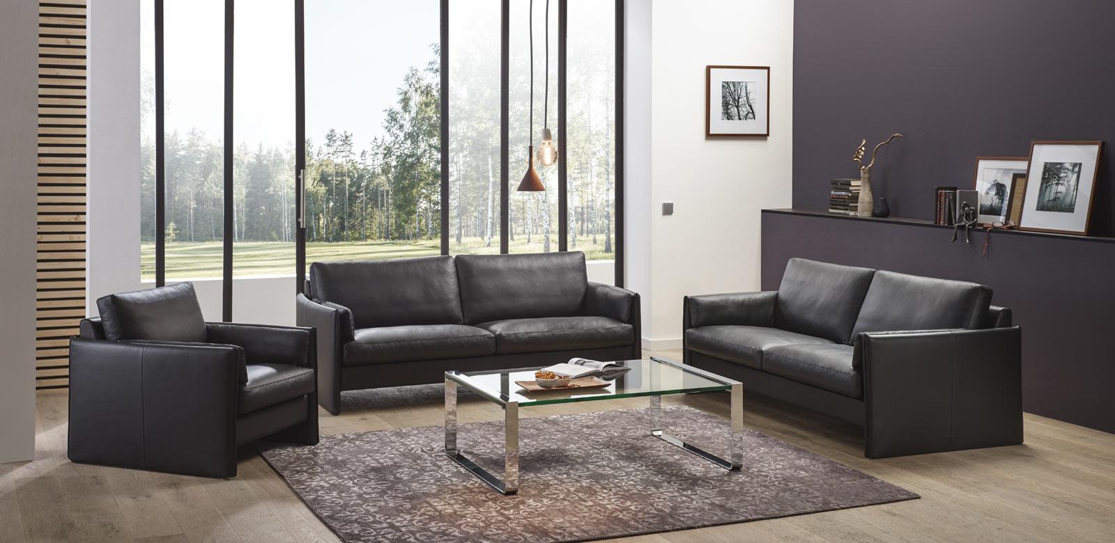 gro artiger stil edelcouch cl 810. Black Bedroom Furniture Sets. Home Design Ideas